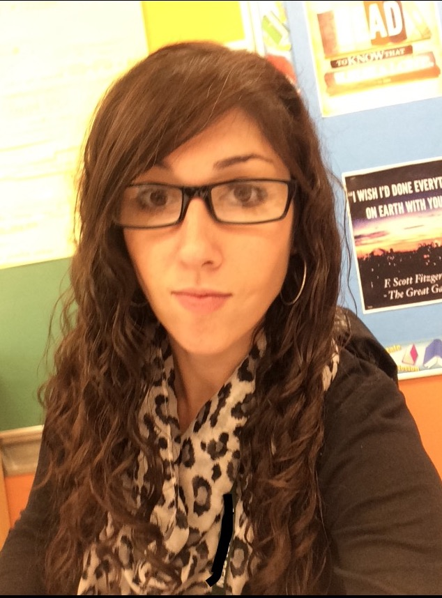 Scarf and Glasses